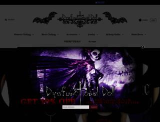 dysfunctionaldoll.com screenshot