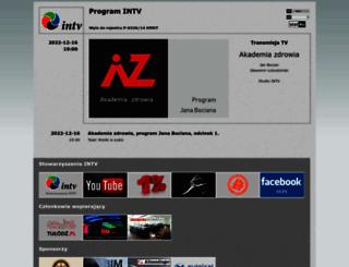dyszak.intv.pl screenshot