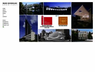 dzarchitect.com screenshot