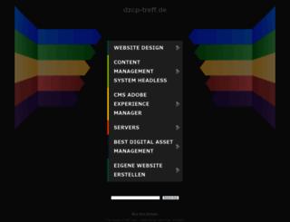 dzcp-treff.de screenshot