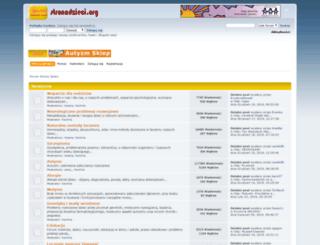 dzieci.org.pl screenshot