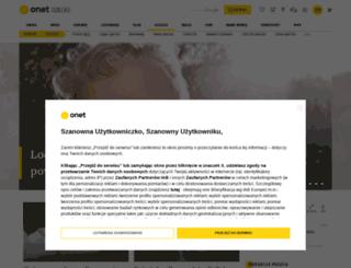 dziecko.onet.pl screenshot