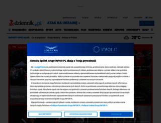 dziennik.pl screenshot