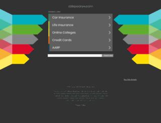 dzikipodryw.com screenshot