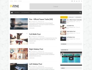 dzine-soratemplates.blogspot.com screenshot