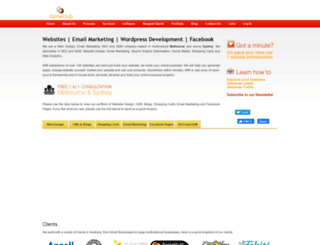 dzineclub.com screenshot