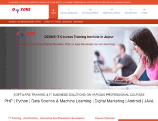 dzone.co.in screenshot