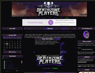 dzp-clan.com screenshot
