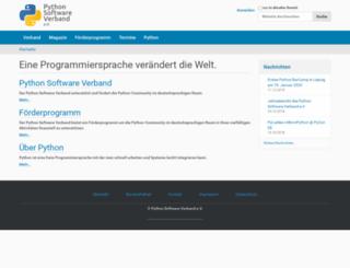 dzug.org screenshot