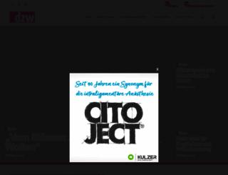dzw.de screenshot