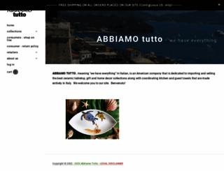 e-abbiamotutto.com screenshot