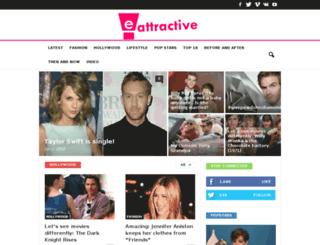e-attractive.com screenshot