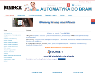 e-automatydobram.pl screenshot