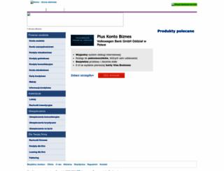 e-banki.vat.pl screenshot