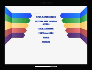 e-bet.com screenshot