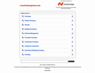 e-businessengineers.com screenshot