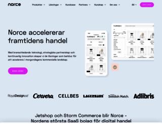 e-butik.se screenshot