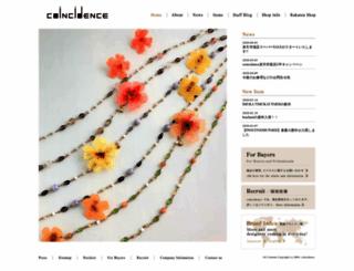 e-coincidence.com screenshot