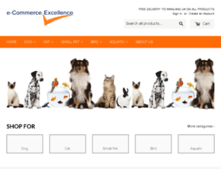 e-commerceexcellence.co.uk screenshot