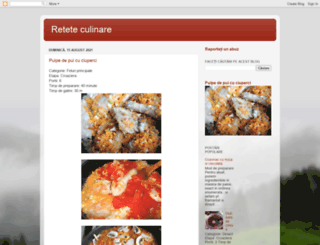 e-culinar.blogspot.com screenshot