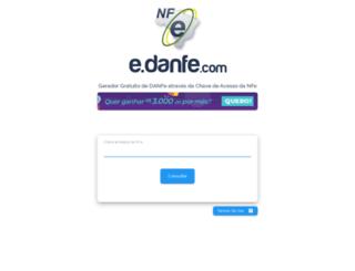 e-danfe.com screenshot