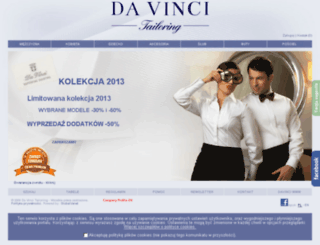 e-davinci.pl screenshot