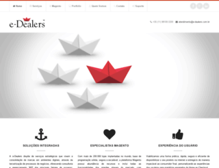 e-dealers.com.br screenshot