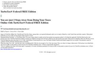 e-filetaxes.net screenshot