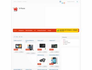 e-flaxe.blogspot.pt screenshot