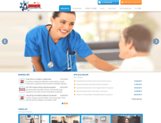 e-hemsire.com screenshot