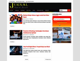 e-jurnal.com screenshot