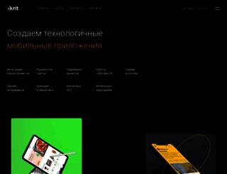 e-krit.ru screenshot