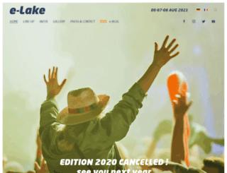 e-lake.lu screenshot