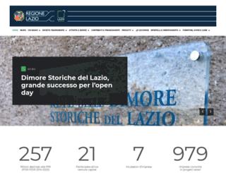 e-learning.biclazio.it screenshot