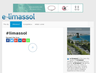 e-limassol.com screenshot