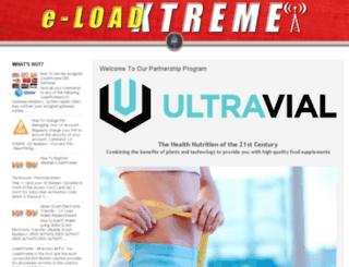 e-loadxtreme.com screenshot