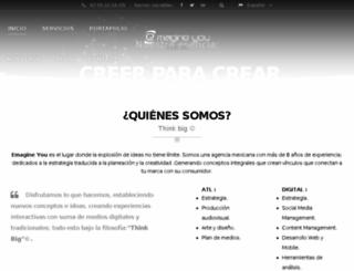 e-magineyou.com screenshot