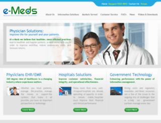 e-medspr.com screenshot
