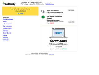 e-memurlar.com screenshot