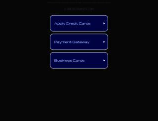 e-merchant.com screenshot