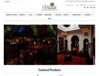 e-mosaik.com screenshot