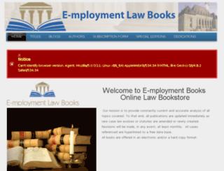 e-mploymentbooks.com screenshot