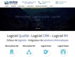 e-obs.fr screenshot