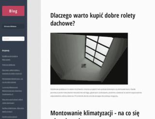 e-ogrodnik.com.pl screenshot