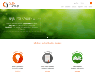 e-opex.pl screenshot