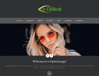 e-optical.net screenshot