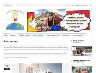 e-parkrozrywki.pl screenshot