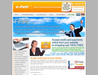 e-path.com.au screenshot