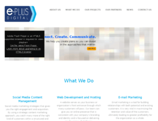 e-plus.com.ph screenshot