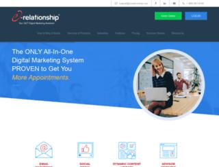 e-relationshipplus.com screenshot